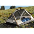Backside T-2 White 2-person 3-season Camping Tent