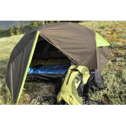 The Backside T-3 White 3-person Camping Tent