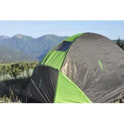 The Backside T-4 White 2-person 3-season Camping Tent
