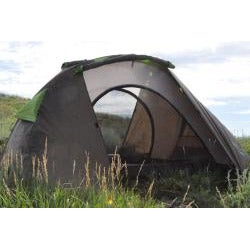 The Backside T-8 White 2-person Camping Tent
