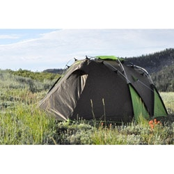 The Backside T-10 Grey 3-person Camping Tent