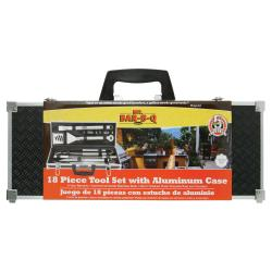 Mr. BBQ 18-piece Platinum Prestige Stainless Steel Tool Set