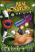 AAAHH!!! Real Monsters: Season 2 (DVD)