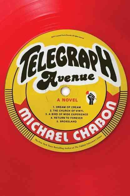 Telegraph Avenue (Hardcover)