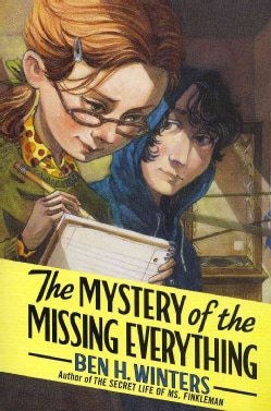 The Mystery of the Missing Everything (Paperback)