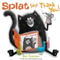 Splat Says Thank You! (Hardcover)