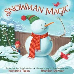 Snowman Magic (Hardcover)