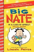 Big Nate in a Class by Himself (Hardcover)