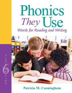 Phonics They Use: Words for Reading and Writing (Paperback)
