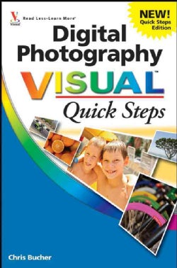 Digital Photography Visual Quick Steps (Paperback)