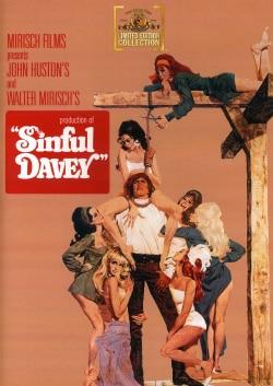 Sinful Davey (DVD)
