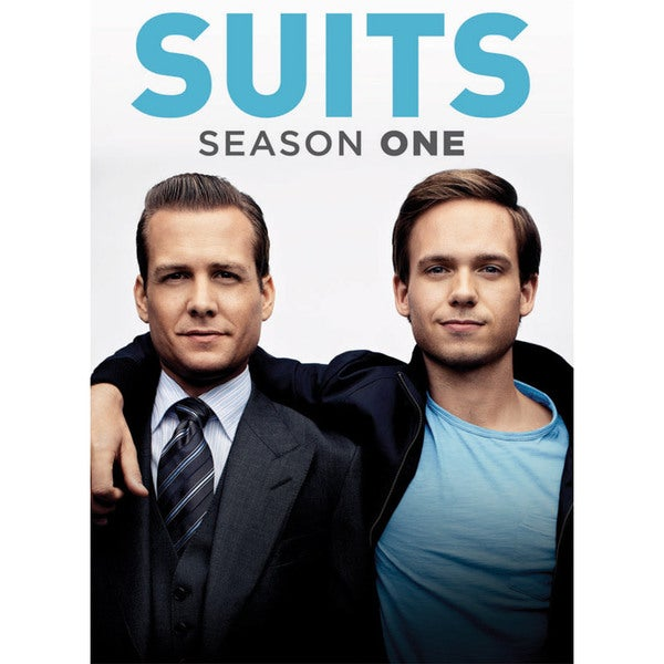 Suits: Season One (DVD)