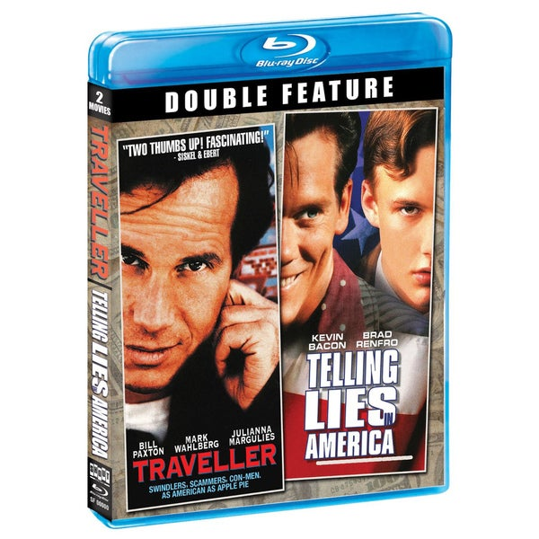 Traveller/Telling Lies In America (Blu-ray Disc) 8834077