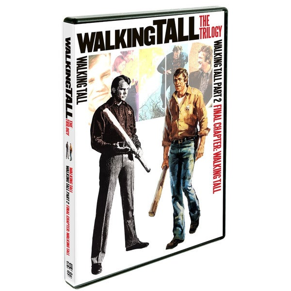 The Walking Tall Trilogy (DVD) 8834079