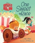 Disney Wreck-it Ralph: One Sweet Race (Hardcover)