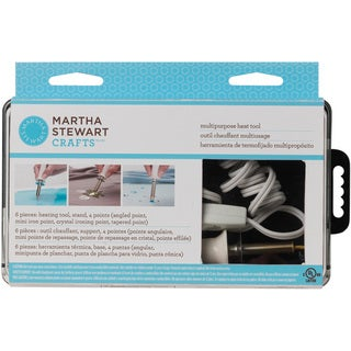 Martha Stewart Crafts Multipurpose Heat Tool with Interchangeable Tips