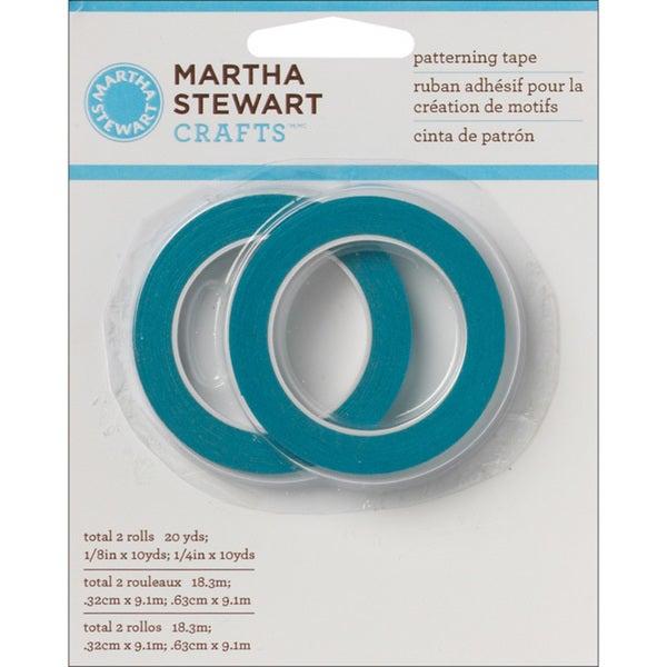 Martha Stewart Patterning Tape (2-Pack)