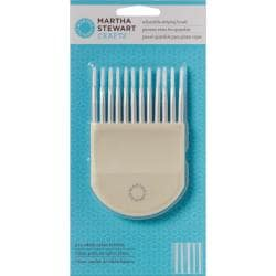 Martha Stewart Adjustable Striping Brush