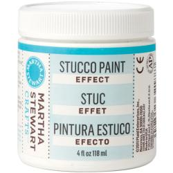 Martha Stewart 4-Ounce Stucco Effect Paint