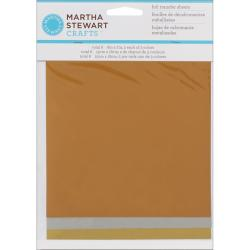 Martha Stewart Metallic Foil Sheets (6 Pack)