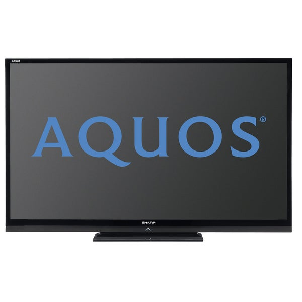 "Sharp AQUOS LC-60LE633U 60"" 1080p LED-LCD TV - 16:9 - HDTV 1080p - 24 (Refurbished)"