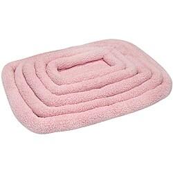 Cooper Dog Medium Pink Crate Pad