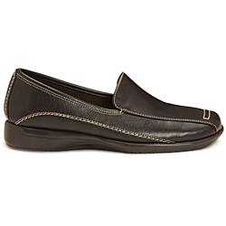A2 by Aerosoles Women's 'Adrenaline' Brown Loafers