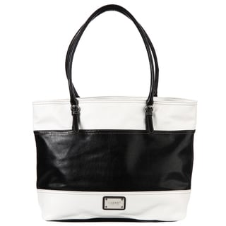 Nine West 'Shamie' Large Colorblock Tote Bag