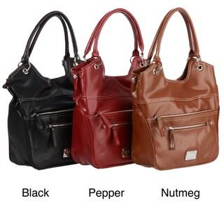 Nine West 'Heritage Pepperel' Large Shopper Tote Bag