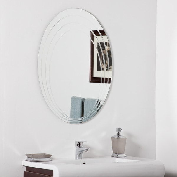 Hanna Modern Bathroom Mirror