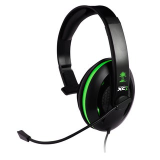 Turtle Beach Ear Force XC1 Headset - Refurbished