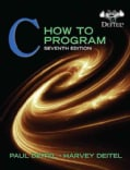 C How to Program (Paperback)