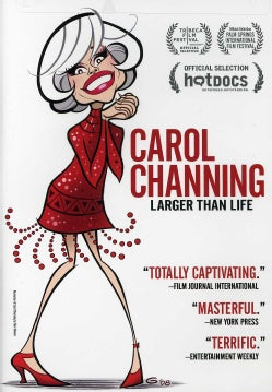 Carol Channing: Larger Than Life (DVD)