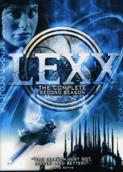 Lexx: The Complete Second Season (DVD)