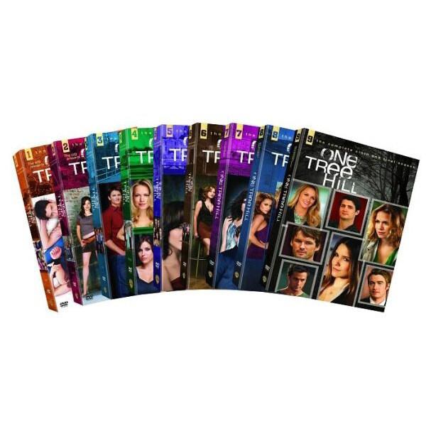 One Tree Hill: Seasons 1-9 (DVD)