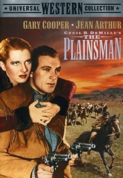 The Plainsman (DVD)