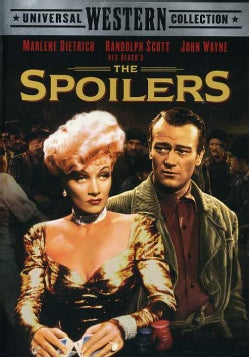 The Spoilers (DVD)