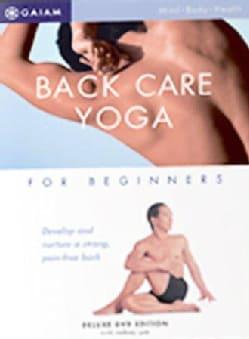 Back Care Yoga (DVD)