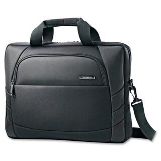 "Samsonite Xenon V2 Carrying Case (Briefcase) for 15.6"" Notebook - Bla"