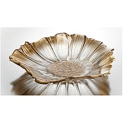 Fifth Avenue Venezia Crystal Flower Tray