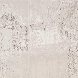 Meticulously Woven Vintage Grey Contemporary Chemakum Abstract Rug (7'10 x 10'6)