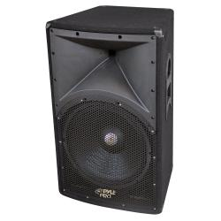 PylePro 600 Watt 12-inch 2-Way PA Speaker Cabinet
