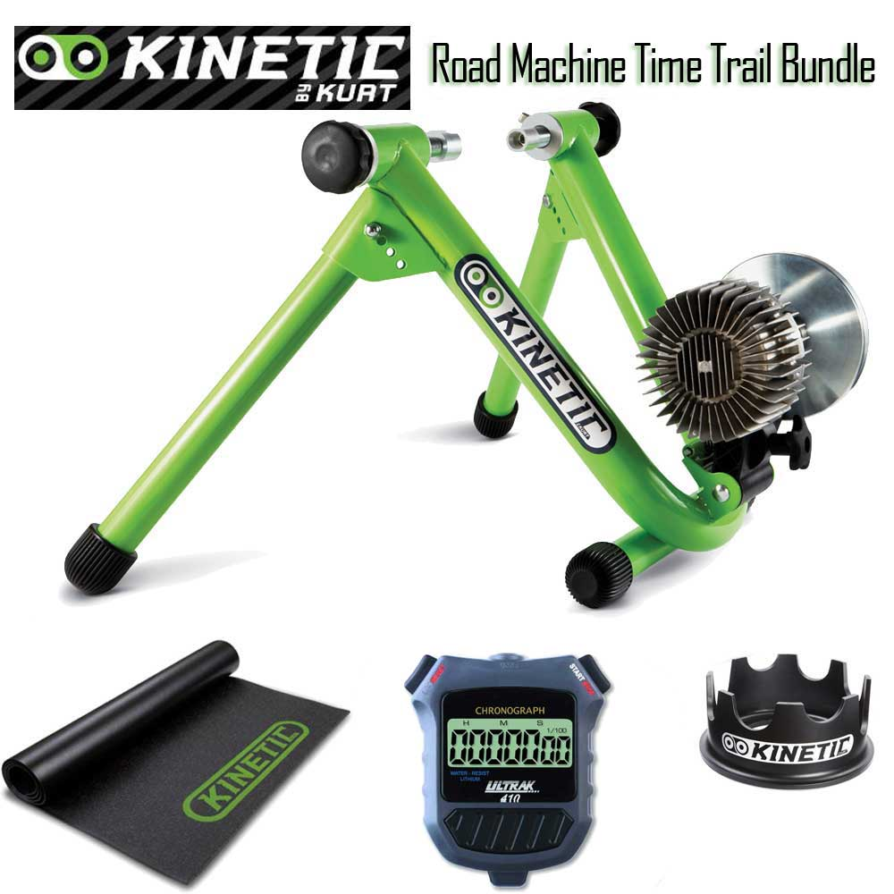 Fluid Trainer with Ultrak Simple Event Timer Stopwatch Kit
