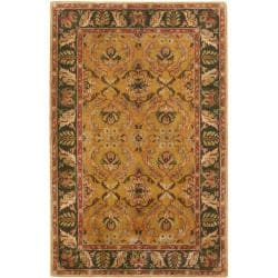 Hand-tufted Natural Napoleonic Wool Rug (2' x 3')