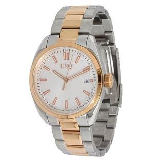 ESQ Men's Two-tone Sport Classic Watch