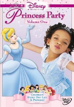 Disney Princess Party: Birthday Celebration (DVD)