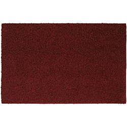 Kodiak Brick Red Shag Rug (1'8 x 2'10)