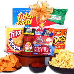 Football Party Snack Pack