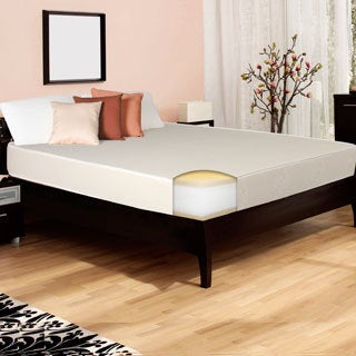 Select Luxury Reversible Medium Firm 10-inch Queen-size Memory Foam Mattress