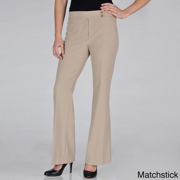 Focus 2000 Women's 'Comfort Within' Career Pants